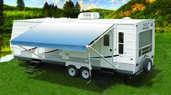 Manual Crank Out Patio Awnings Tiny House On Wheels
